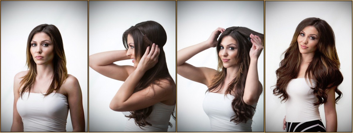 Halo Couture Temporary Hair Extensions Houston Hair Extensions