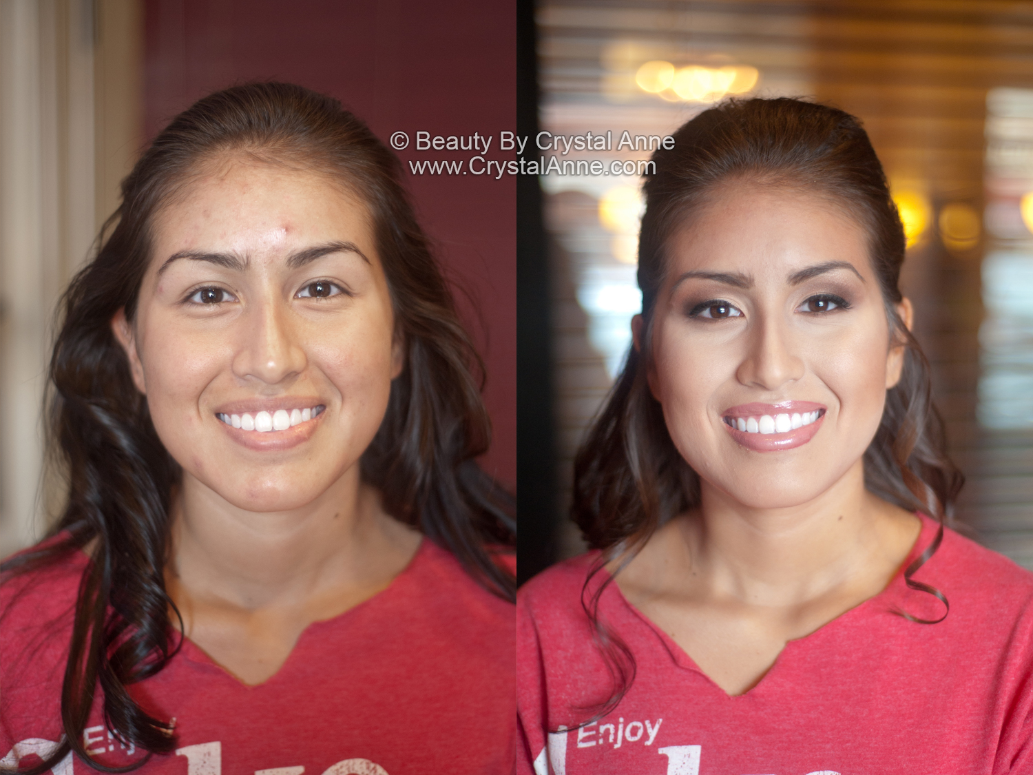 Hair And Makeup For Prom In Cypress Tx