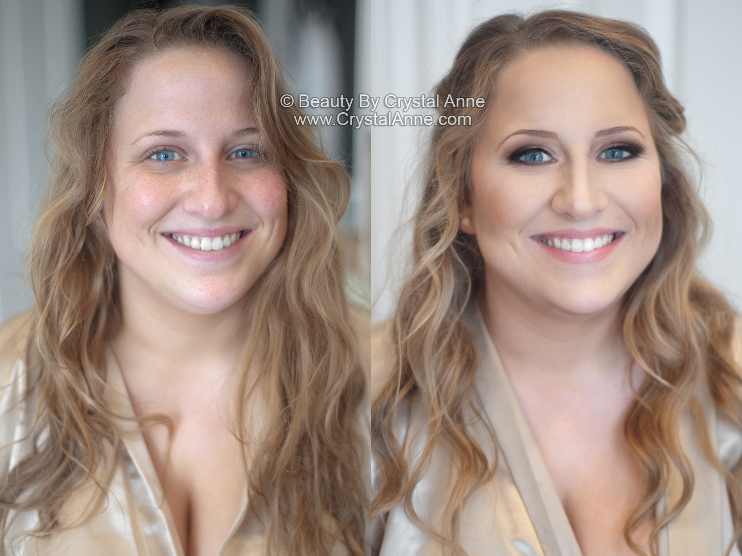 Airbrush Makeup Makeovers for Wedding Party - Houston Hair ...