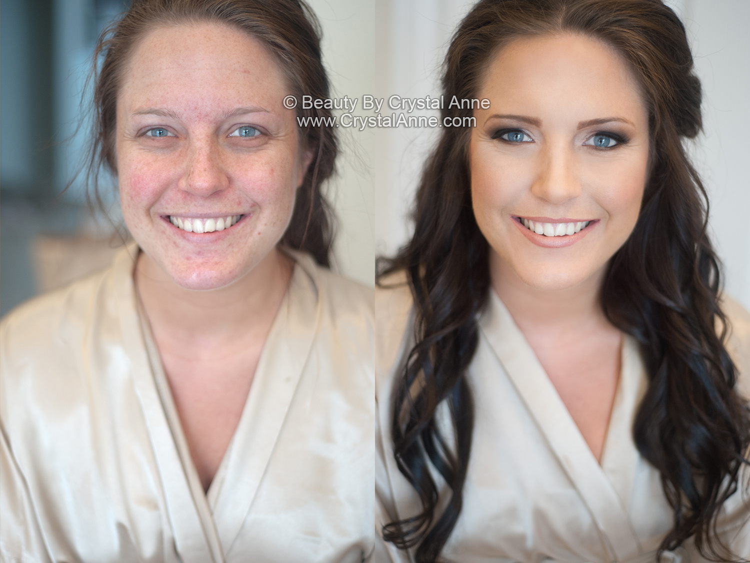 Airbrush Makeup Makeovers For Wedding