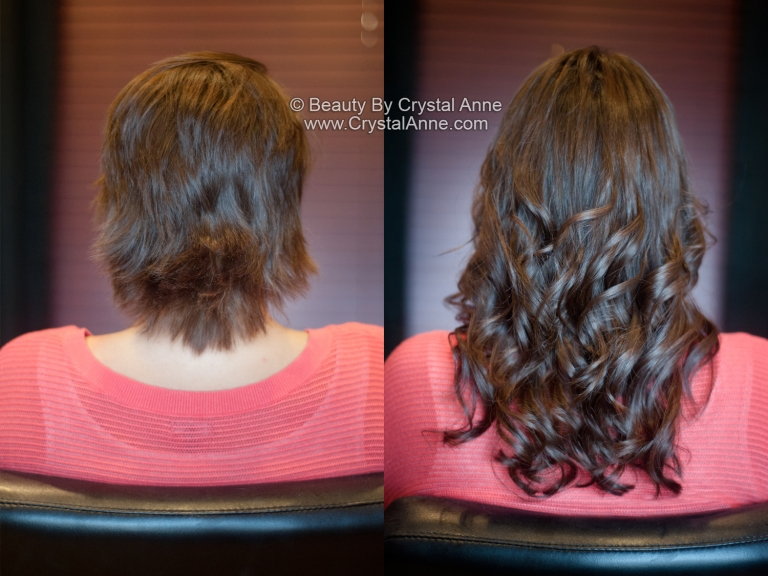 Hairdreams Hair Extensions After Military Haircut Houston Hair