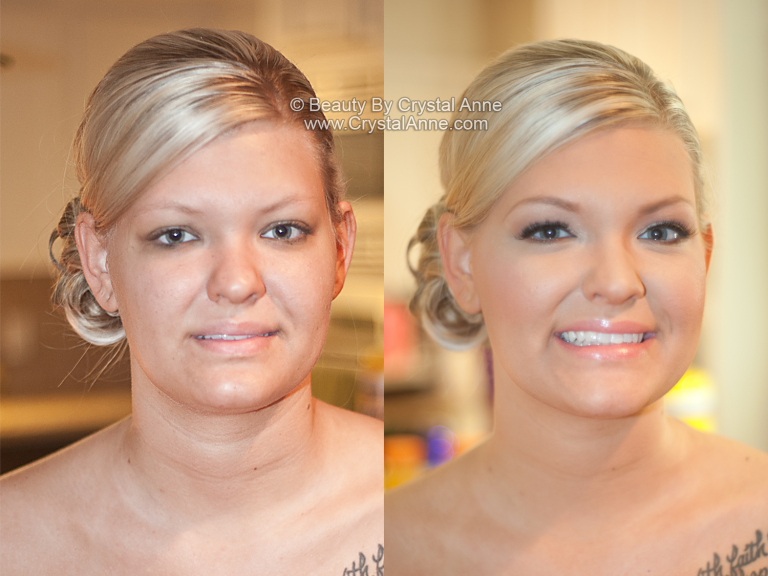 Natural Looking Airbrush Makeup