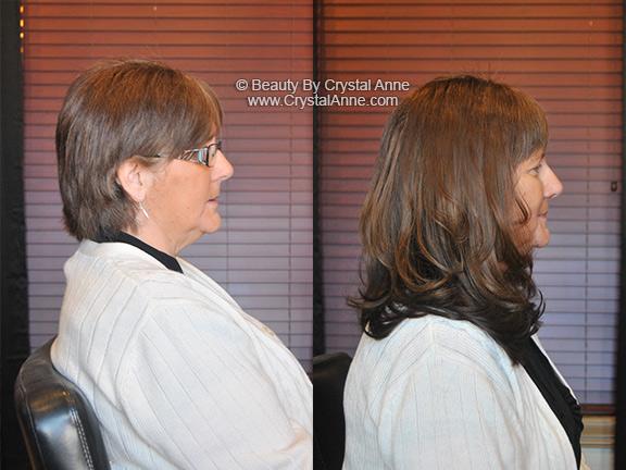 Hair Extensions For Older Women