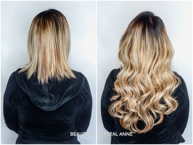 Hair Extension Prices Hairdreams Human Hair Extensions