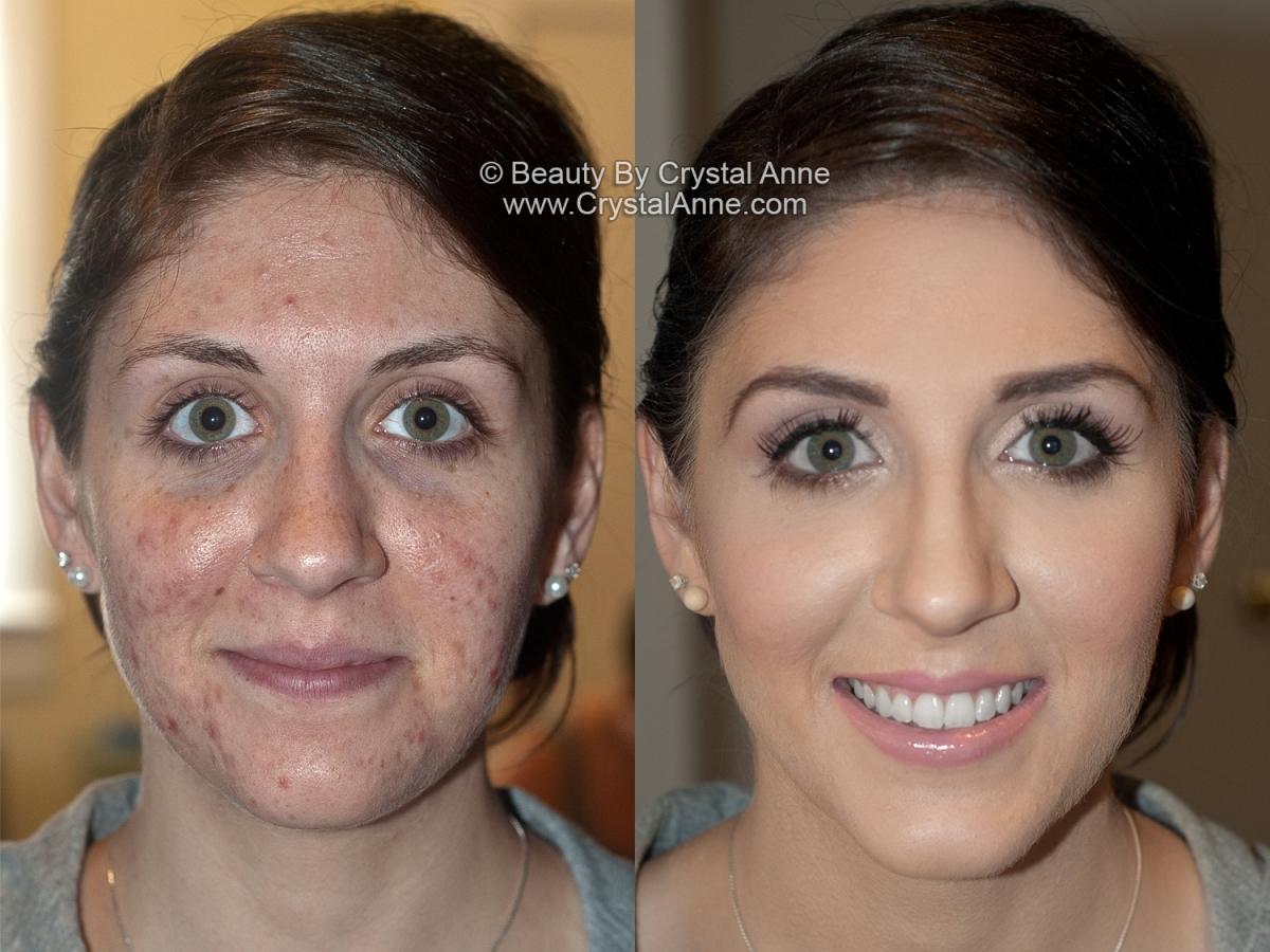 Чем скрыть поры при макияж