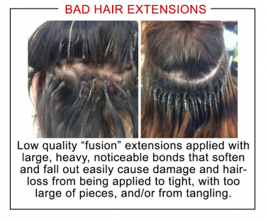 Hair extension comparison houston hair extension specialist bad hair extensions great lengths hair extensions houston hairlocs hair extensions houston damage pmusecretfo Image collections
