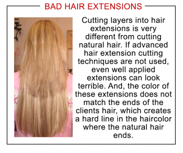 Bad Hair Extensions Great Lengths Houston Hairlocs Damage