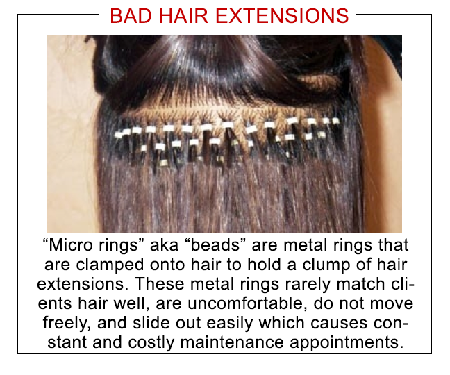 Hair Extension Comparison Houston Hair Extension Specialist