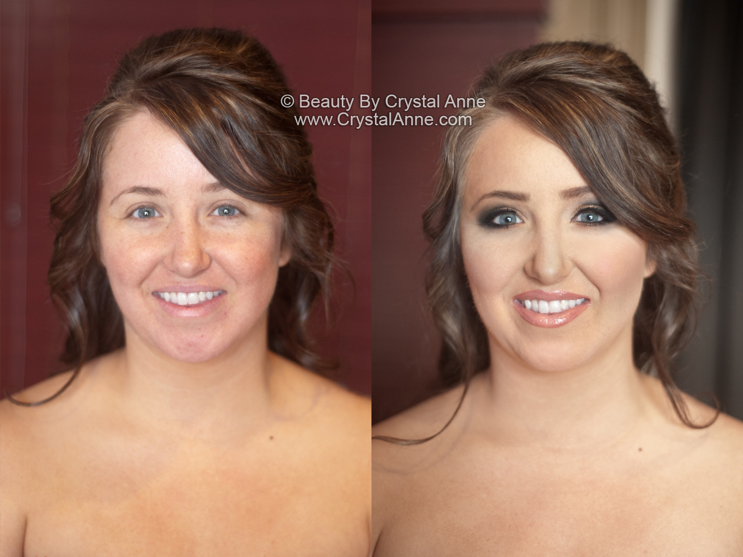 hair and airbrush makeup for bridesmaids- houston, tx - houston