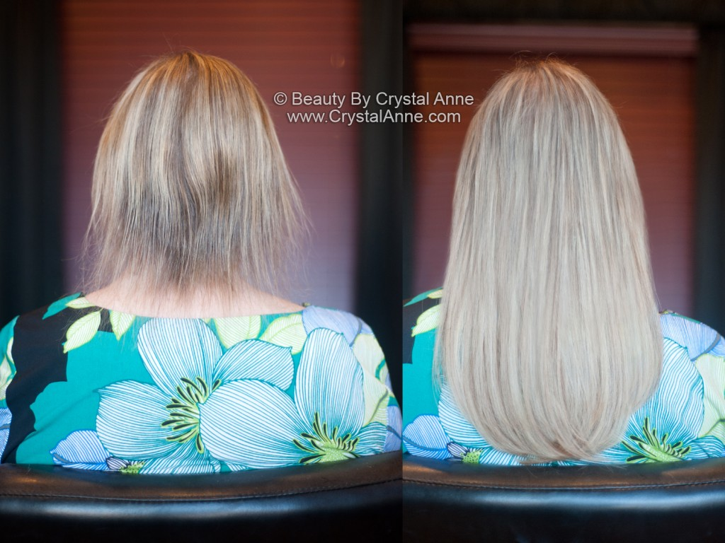 Add Length And Volume To Fine Hair With Hairdreams Extensions