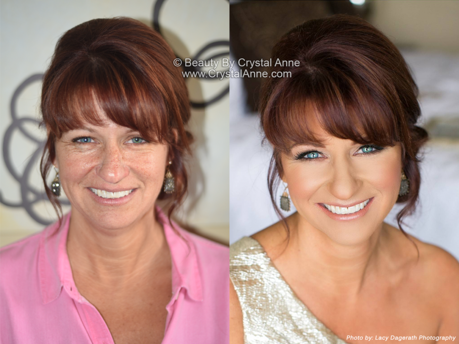Airbrush Makeup For Mother Of The Bride